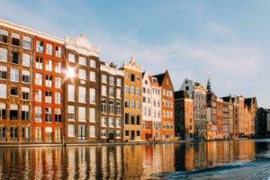 オランダの景色