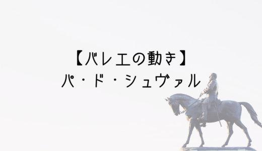 【バレエの動き】パ・ド・シュヴァル/キトリのVaに挑戦!