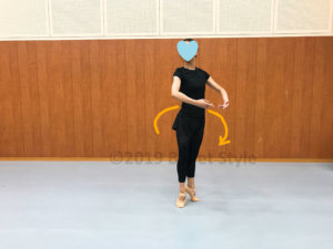 バレエのシェネ