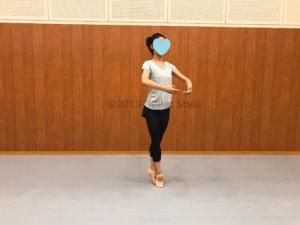 バレエの動き
