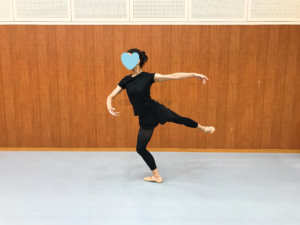 バレエの動きバロテ