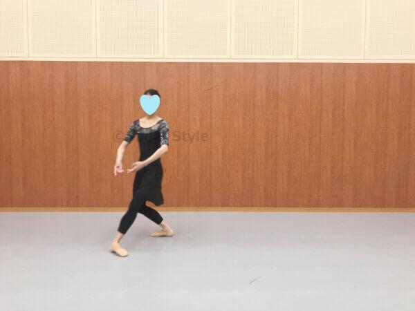 バレエのグラン・パ・ドシャ